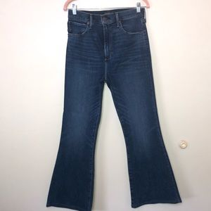 Women's Abercrombie & Fitch Flare Jeans Size 30/10